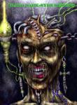 Drako Dark Syde: Cerebellum Vivisection... by MoodDisorder