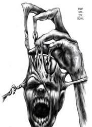 Drako Dark Syde: Primal Scream... by MoodDisorder