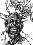 Drako Dark Syde: Sardonicus of Pain... by MoodDisorder