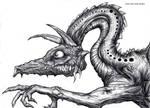 Drako Dark Syde: Dragon of Dismay...