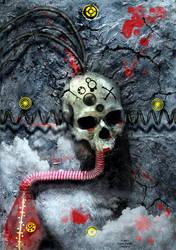 Drako Dark Syde: Black Tag by MoodDisorder