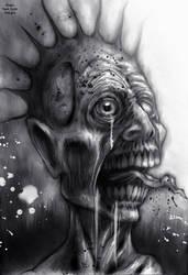 Drako Dark Syde: Necro-Encephalo... by MoodDisorder