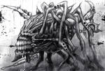Drako Dark Syde: Demon Insect Twist and Crawl...