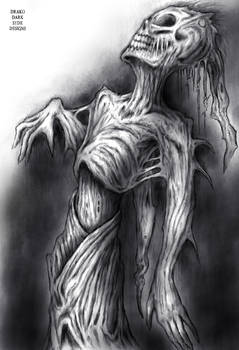 Drako Dark Syde: Death Becomes You...