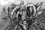 Drako Dark Syde: The Rabbit Hole by MoodDisorder