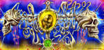 Drako Dark Syde: Deep Six Skull Portal to Hell... by MoodDisorder