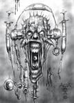 Drako Dark Syde: Audio Abomination Damnation... by MoodDisorder