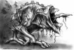 Drako Dark Syde: C.H.U.D. by MoodDisorder