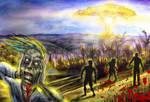 Drako Dark Dyde:Something is Wrong in Paradise III by MoodDisorder