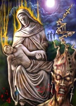 Drako Dark Syde: The Wicked -The Pieta Pathos....