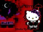 Gothic Hello Kitty
