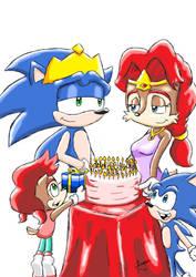 A King's Birthday by ViralJP