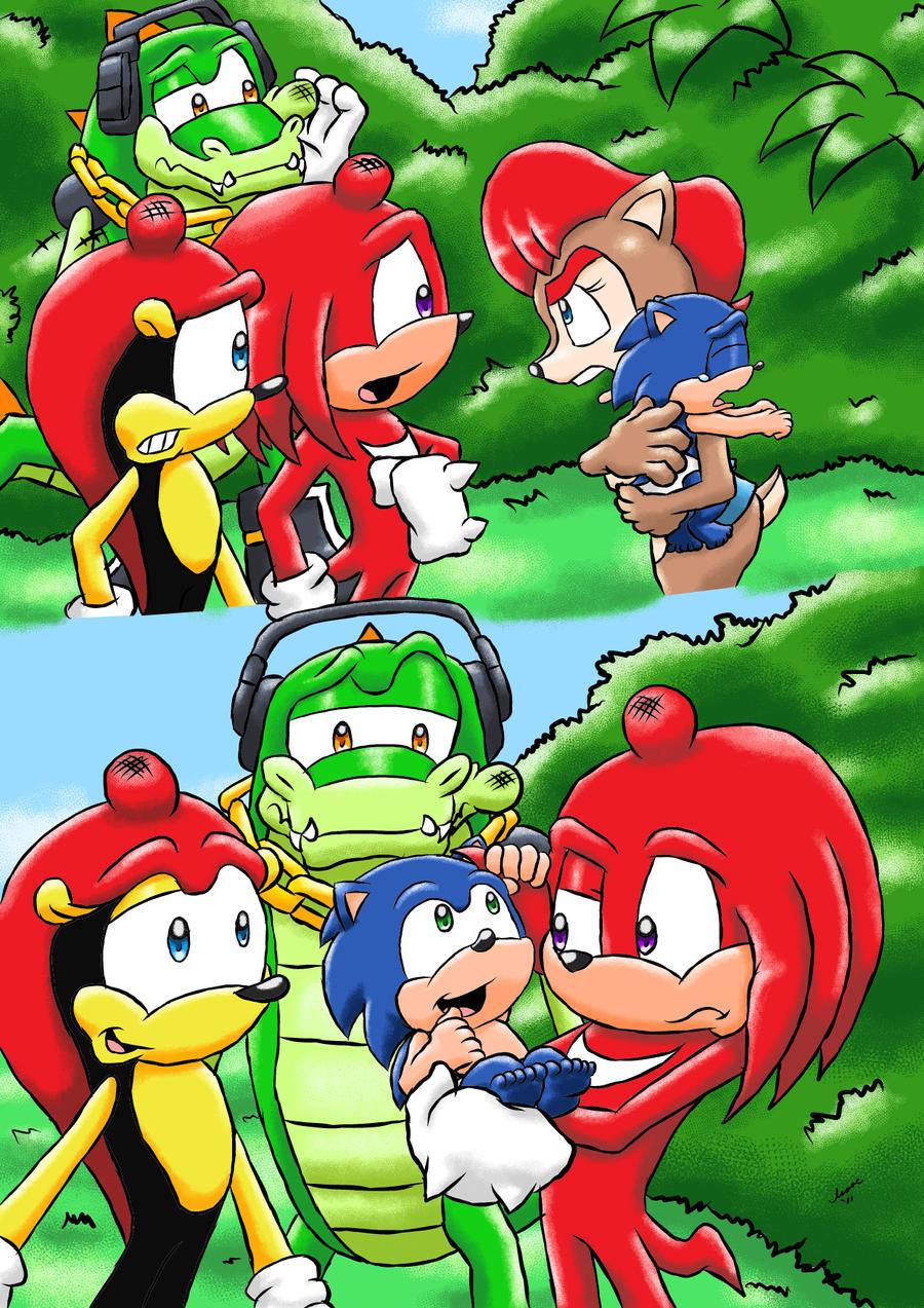 Cute Baby Sonic 13 By Viraljp On Deviantart