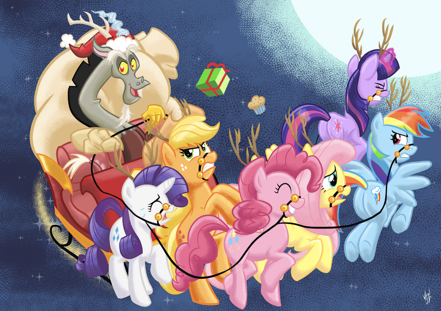 Discord's Little Helpers by ViralJP