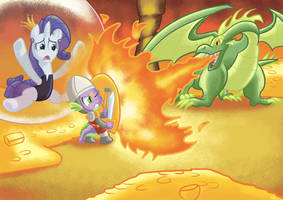 Dragon's Mare by ViralJP