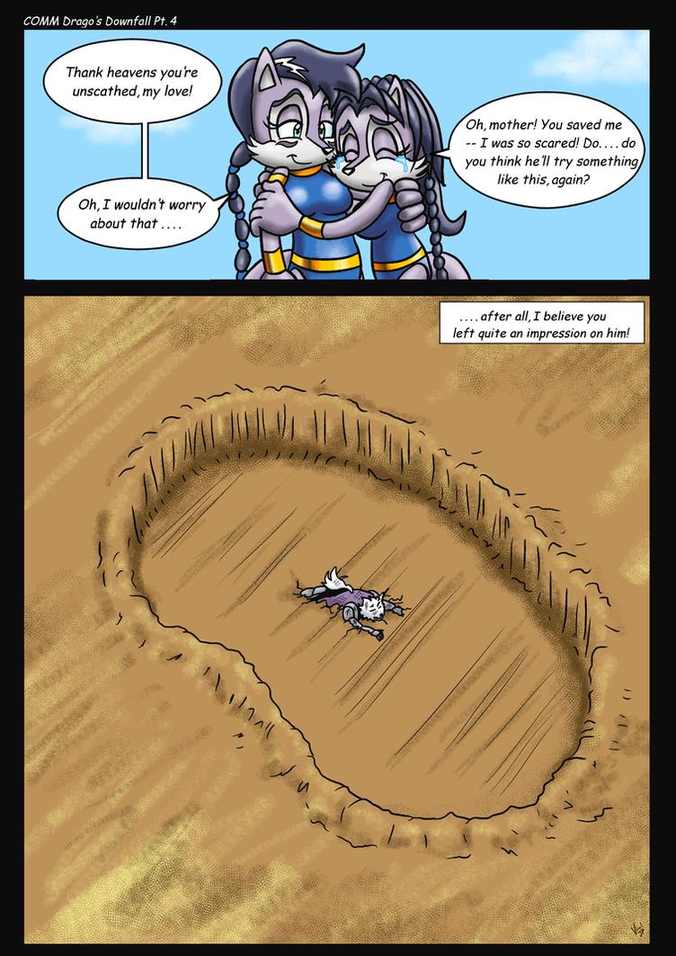 COMM Drago's Downfall Pt.4 by ViralJP