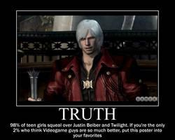 Truth by IceyTHORlover432