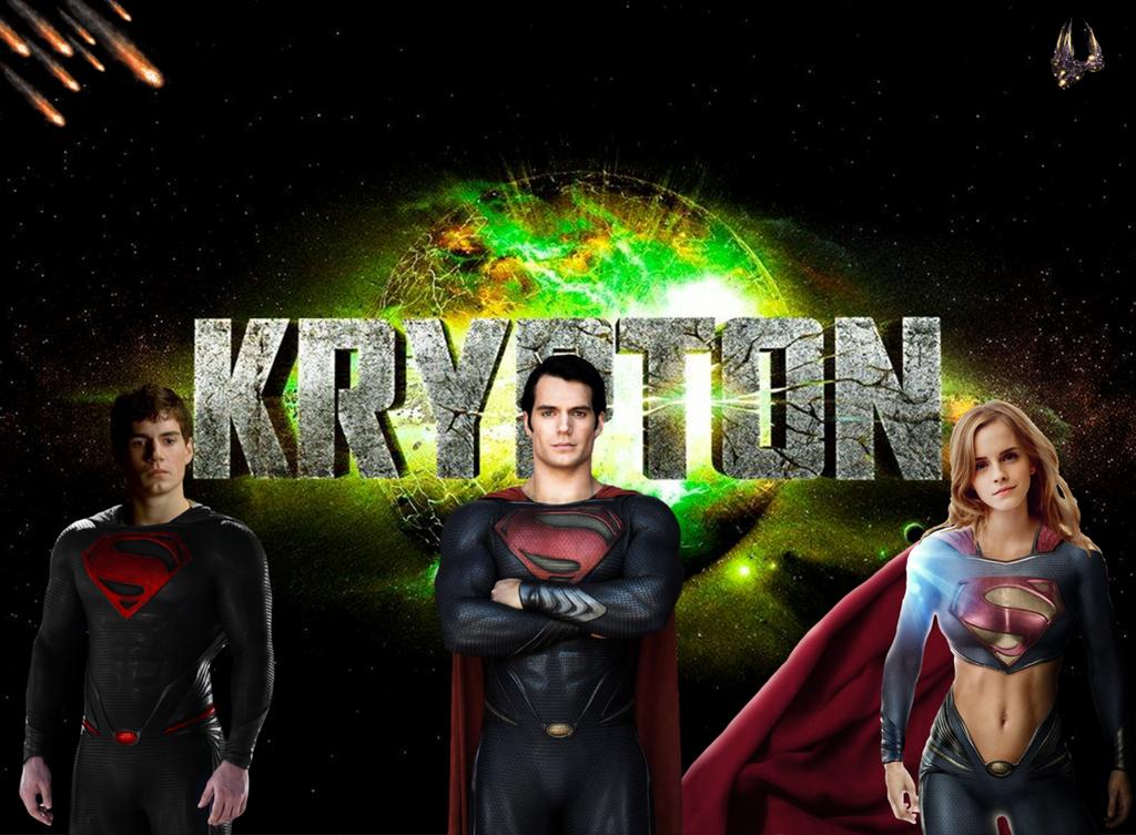Children Of Krypton By Camo Flauge On Deviantart