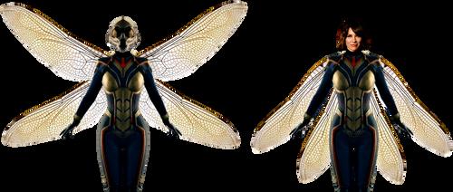 Hope Van Dyne aka. Wasp