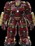 Iron Man Mk-44: Transparent Background!