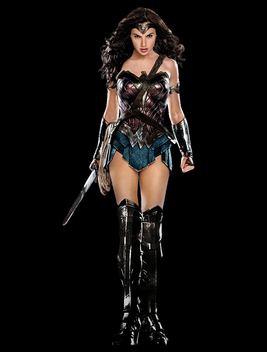 BVS' Wonder Woman - Transparent Background! by Camo-Flauge ...