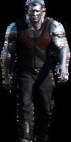 Deadpool's Colossus - Transparent Background!