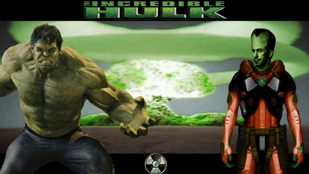 Game Of Hulk Fight