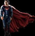 BvS Man of Steel - Transparent Background!