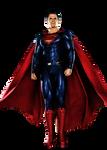 BvS' Man of Steel - Transparent Background!
