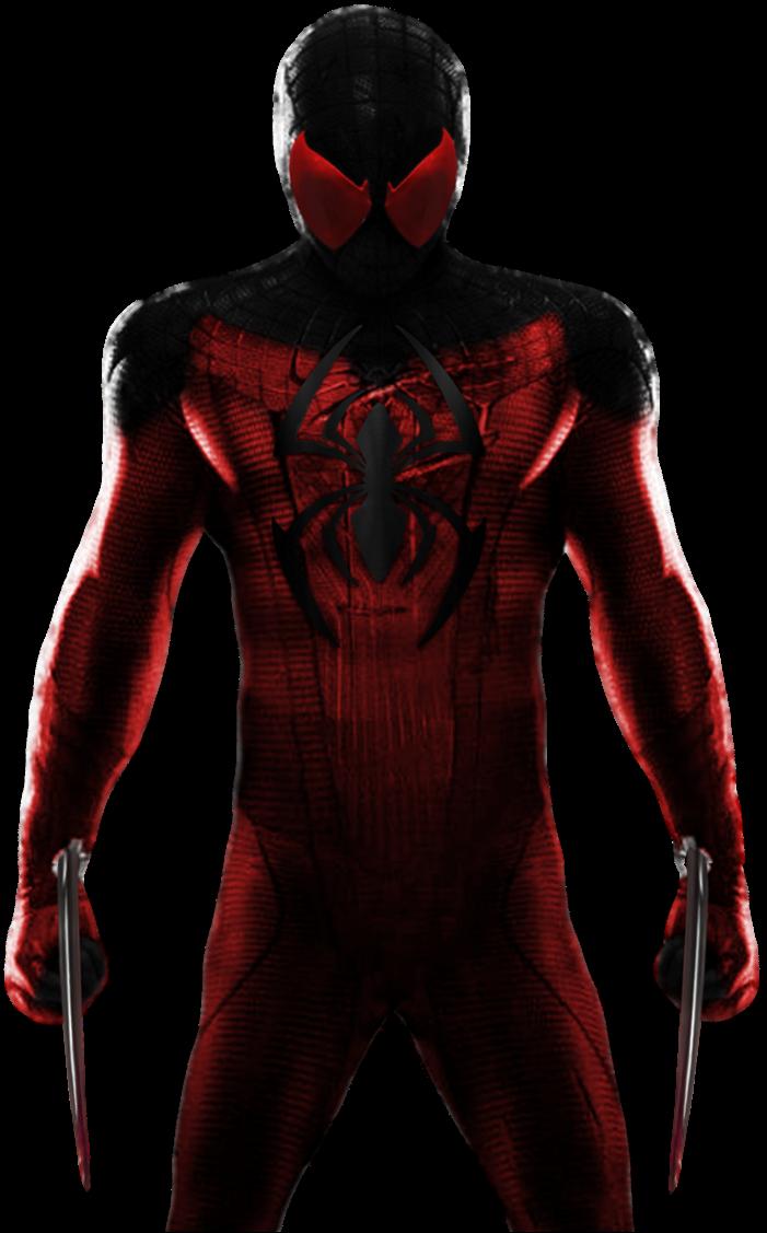 Kaine scarlet spider costume
