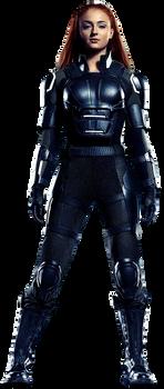 Apocalypse's Jean Grey - Transparent Background!