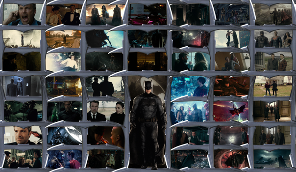 Ben Affleck is BATMAN!