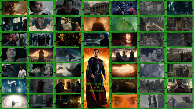 Henry Cavill is SUPERMAN!