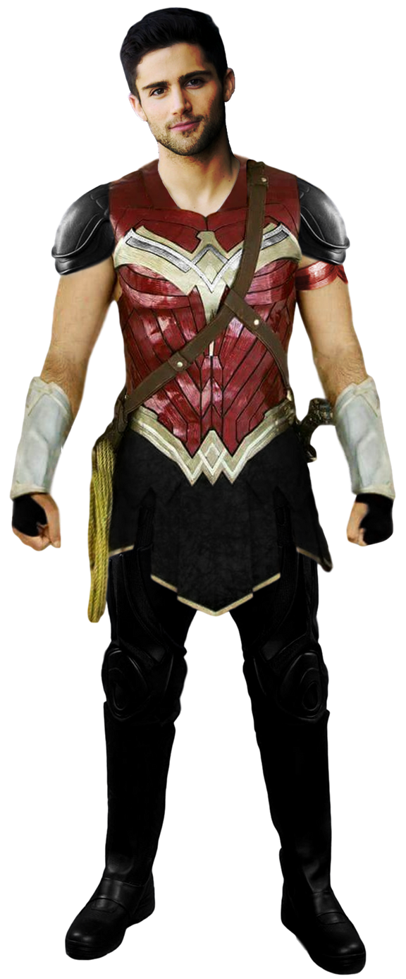 Wonder Warrior - Transparent Background! by Camo-Flauge on DeviantArt Green Arrow And Speedy Wallpaper