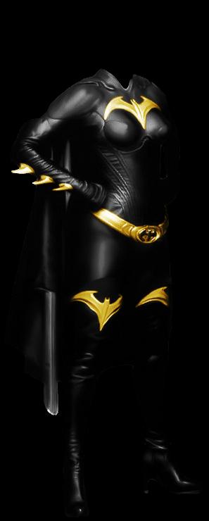 batgirl body transparent by camo flauge on deviantart. Black Bedroom Furniture Sets. Home Design Ideas