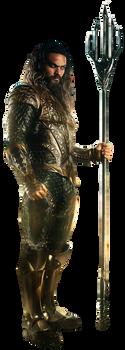Justice League's Aquaman - Transparent Background!