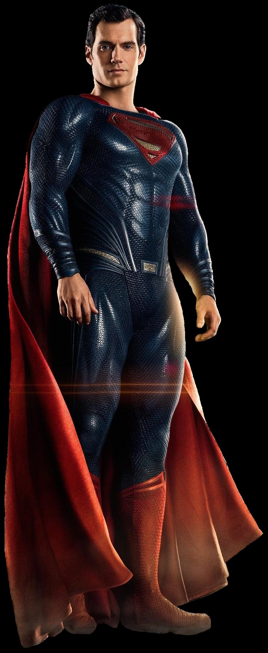 Justice Leagues Superman - Transparent Background! by Camo ...