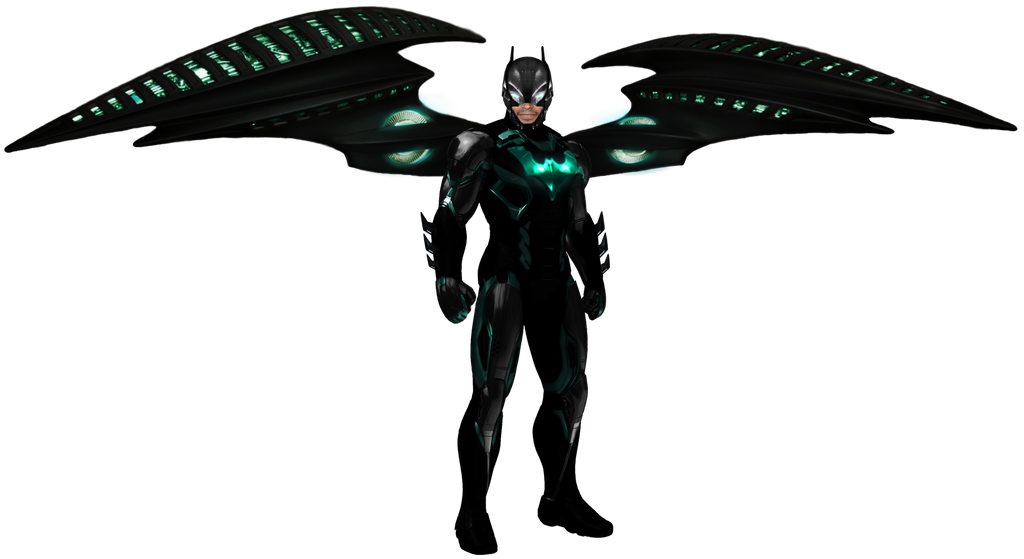 Alred Enoch As Batwing 2