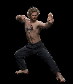Iron Fist - Transparent Background!