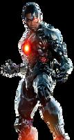 J.L: Cyborg - Transparent Background!
