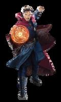 Doctor Strange - Transparent Background!