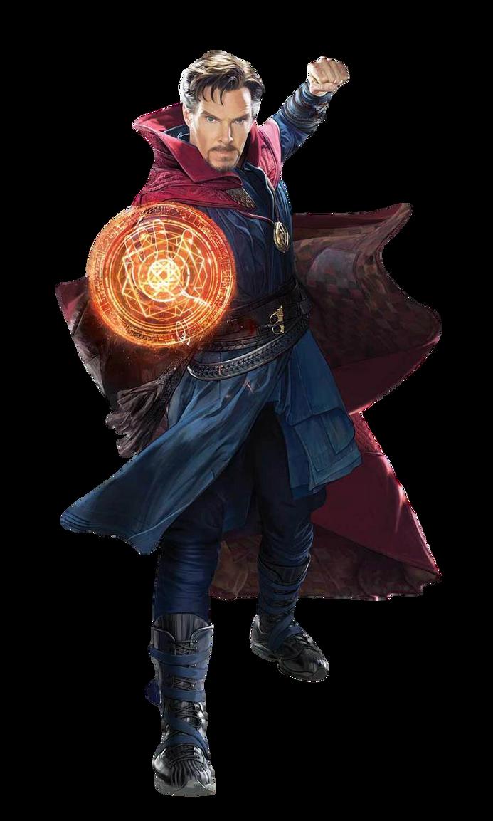 Doctor Strange Transparent Background By Camo Flauge On