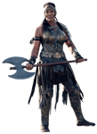 Wonder Woman: Artemis - Transparent Background!