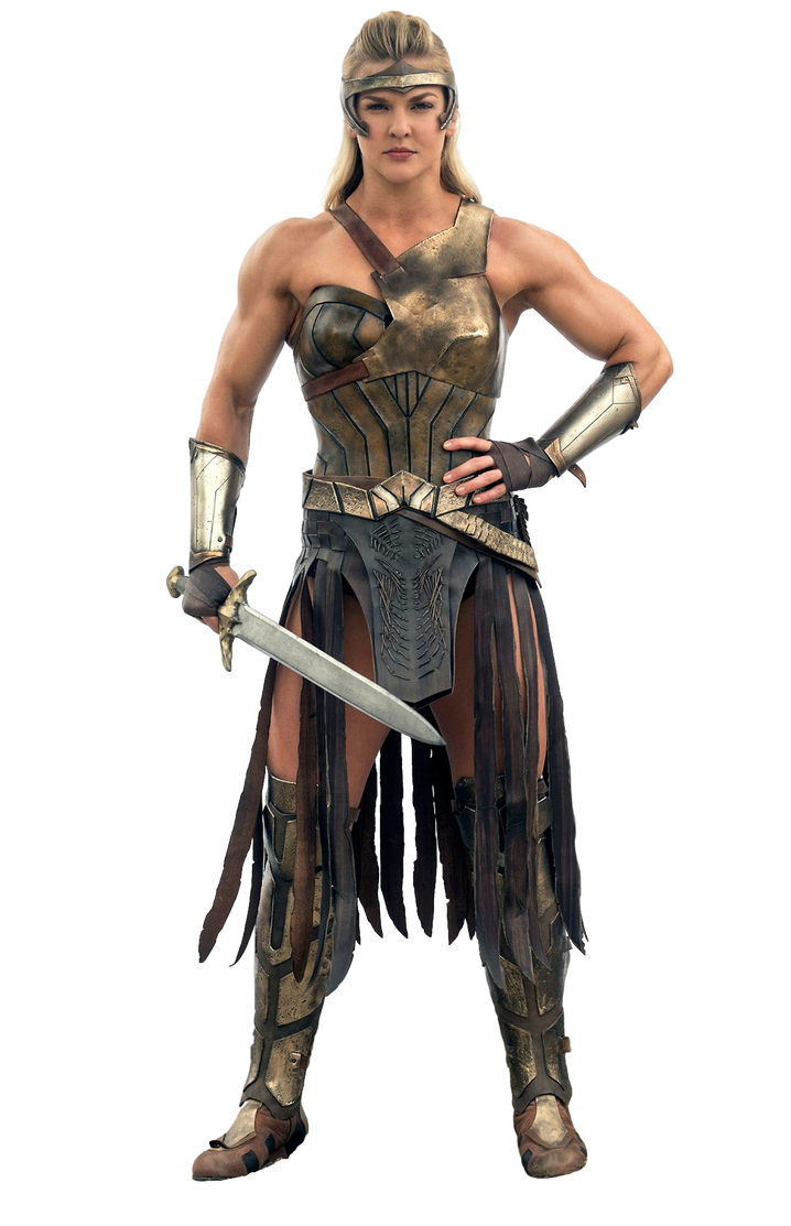 Wonder Woman: Penthiselea - Transparent Background by Camo ...