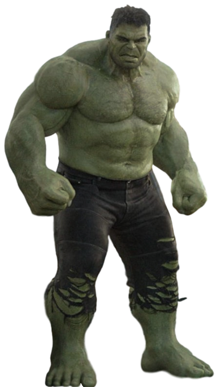 Thor Ragnarok Hulk Transparent By Camo Flauge On