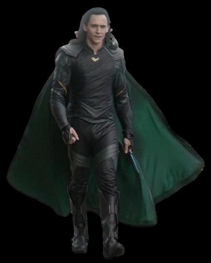 Thor Ragnarok Loki Transparent By Camo Flauge On Deviantart