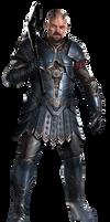 Ragnarok: Skurge the Executioner - Transparent!