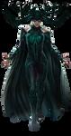 Ragnarok: Hela - Transparent!