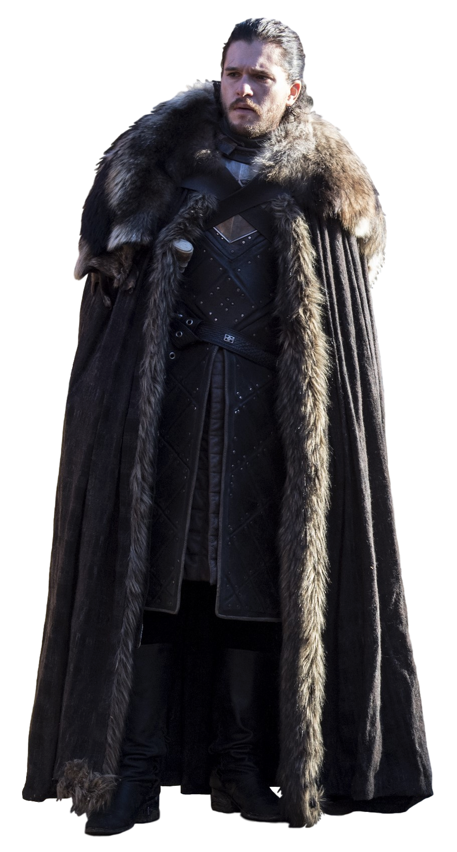 Game of Thrones - Jon Snow Costume - Valyrian Steel
