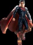 Justice League's Superman - Transparent!